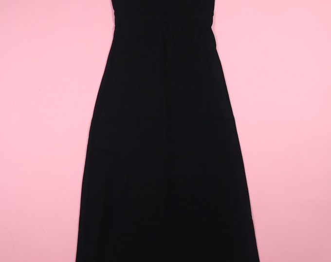 Black Market 1990's Vintage Maxi Dress