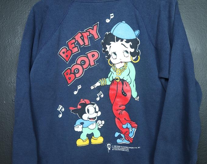Betty Boop 1994 Vintage Sweatshirt