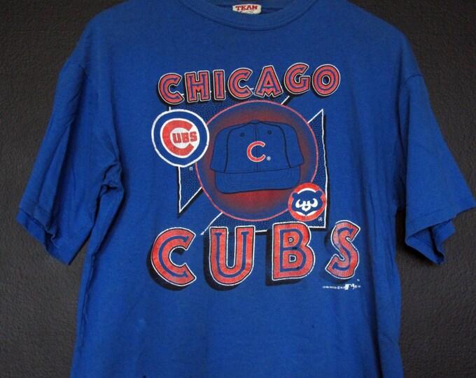 Chicago Cubs MLB 1993 Vintage Tshirt