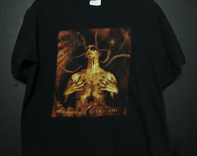 Dark Funeral Diabolis Interium 2003 Tshirt