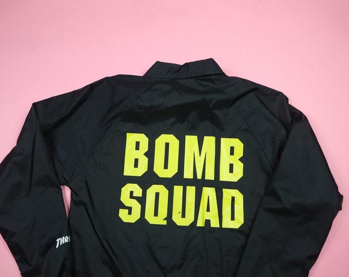 Trasher Bomb Squad Windbreaker