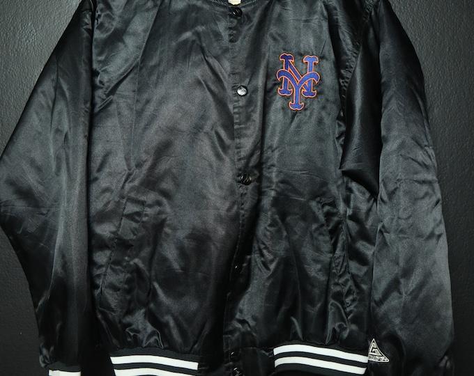 New York Mets MLB vintage 1990's Starter Jacket
