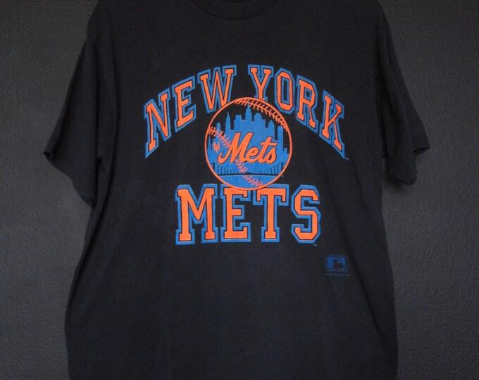 New York Mets MLB 1989 vintage Tshirt