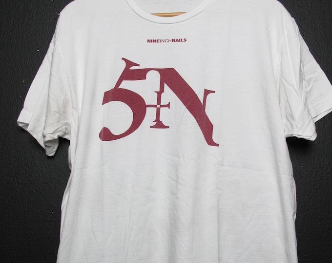 Nine Inch Nails 5IN SIN  Tshirt