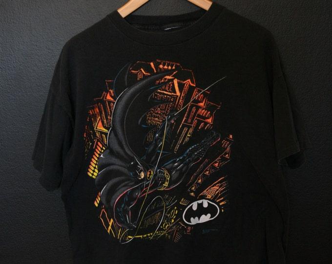 Batman DC Comics 1980's vintage Tshirt
