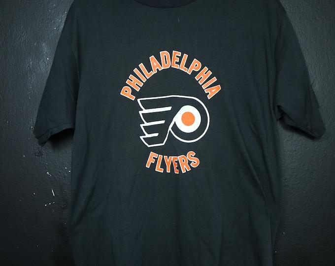 Philadelphia Flyers NHL 1980's vintage Tshirt