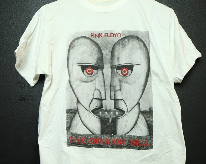 Pink Floyd The Dark Side of The Moon 1994 Vintage Tshirt