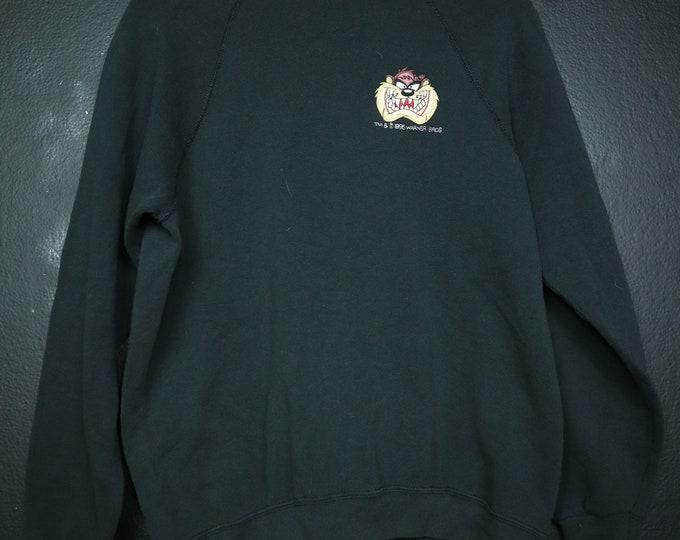 Looney Tunes Tazmanian Devil 1996 vintage Sweatshirt