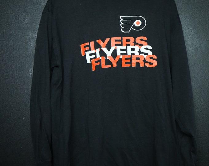 Philadelphia Flyers NHL 1990s vintage Longsleeve Tshirt