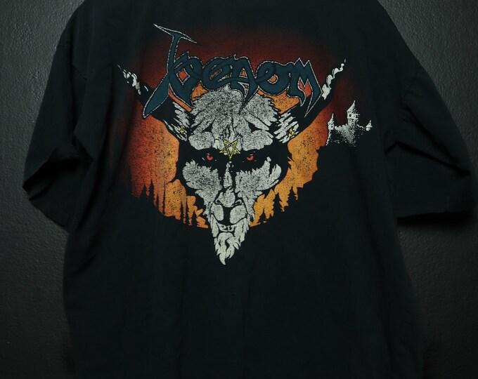 Venom Legions 1990's vintage Tshirt