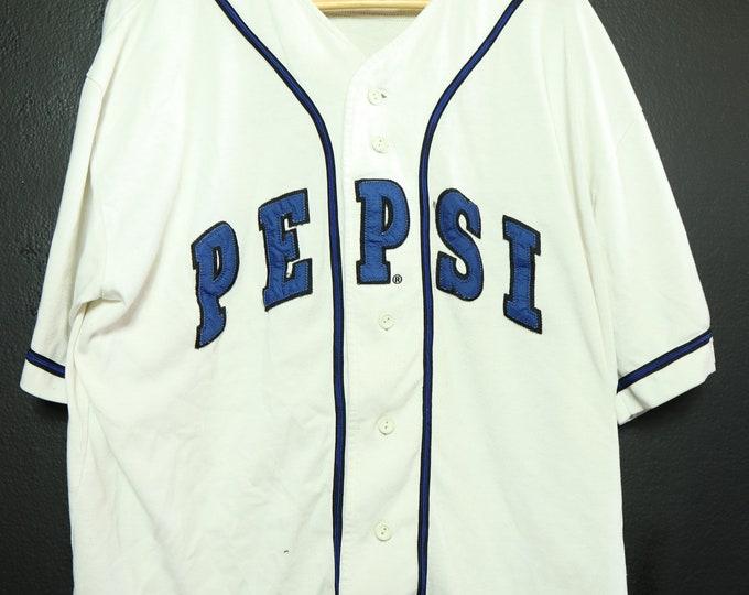 Pepsi 1990's Vintage Jersey