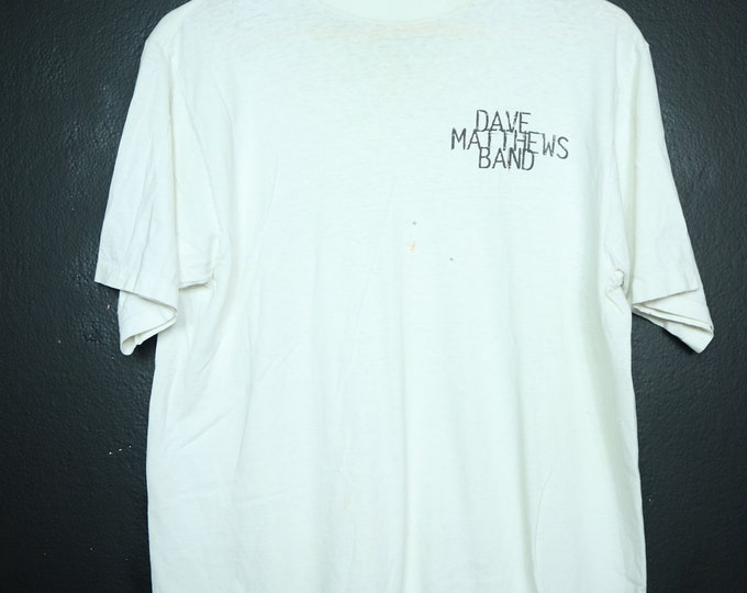 Dave Matthews Band Could I Have Been 1990s vintage Tshirt