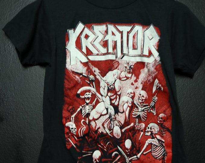 Kreator 1985 vintage Tshirt