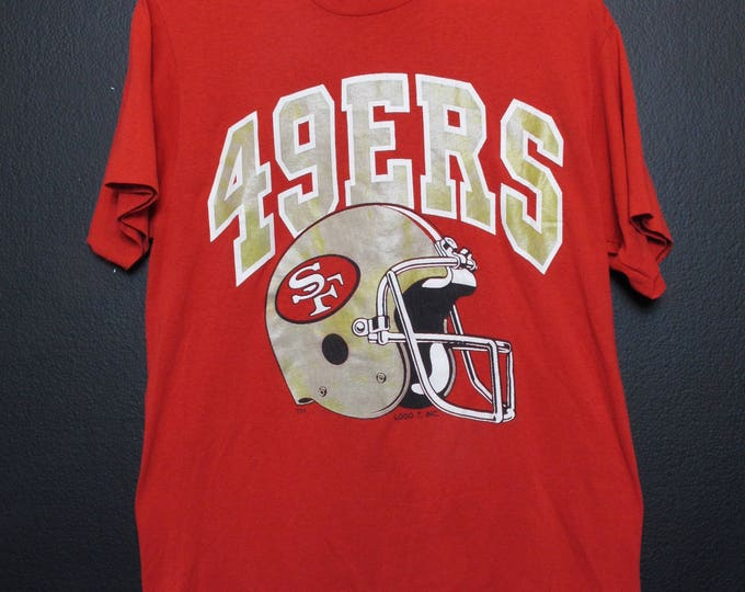 San Francisco Forty Niners 49ers 1990's Vintage Tshirt