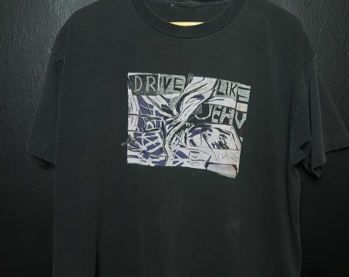 Drive Like Jehu 1990's Vintage Tshirt