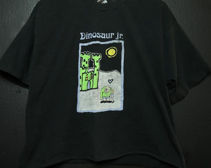 Dinosaur Jr. Little Fury Things 1993 Vintage Tshirt