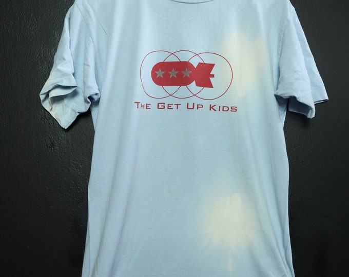 The Get Up Kids 1990s Vintage Tshirt
