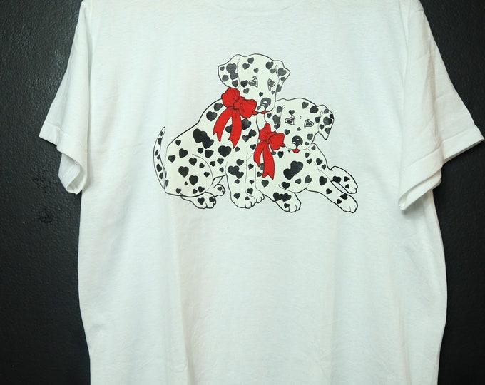 Dalmatians 1990's Vintage Shirt