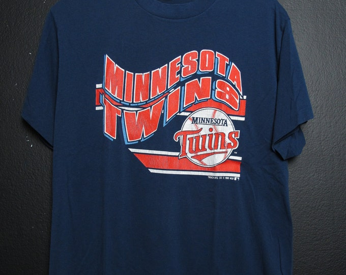 Minnesota Twins 1990s Vintage T-shirt