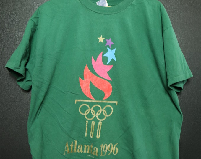 Atlanta Olympics 1996 vintage Tshirt