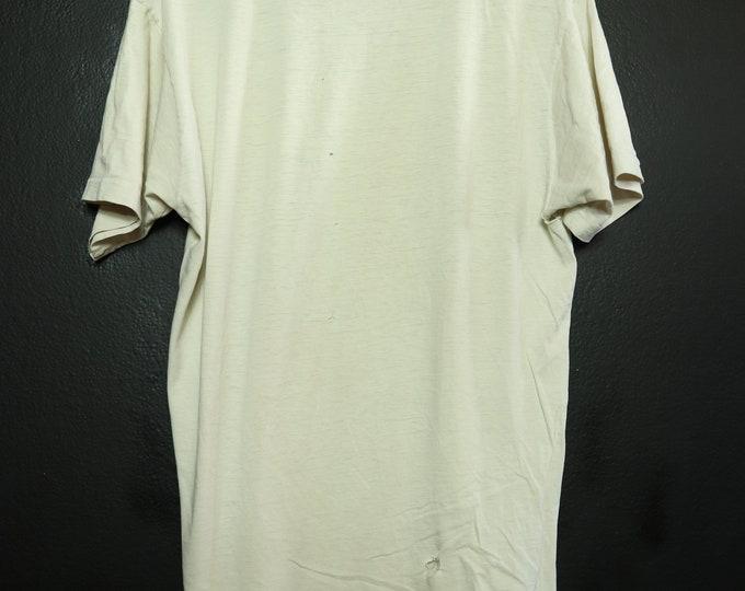 Blank JC Penney 1980's vintage Tshirt