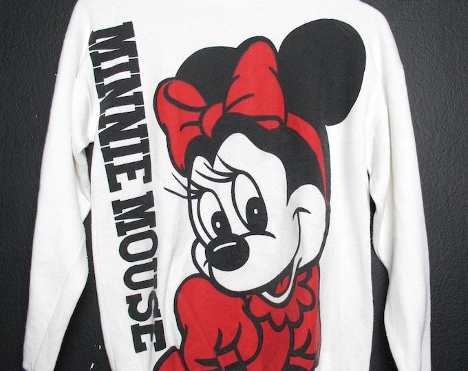 Minnie vintage 1990s Sweatshirt