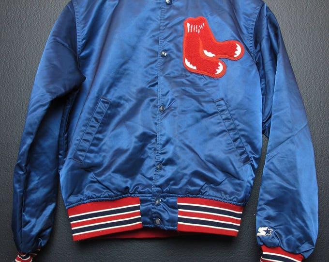 Boston Red Sox MLB Vintage Starter Jacket