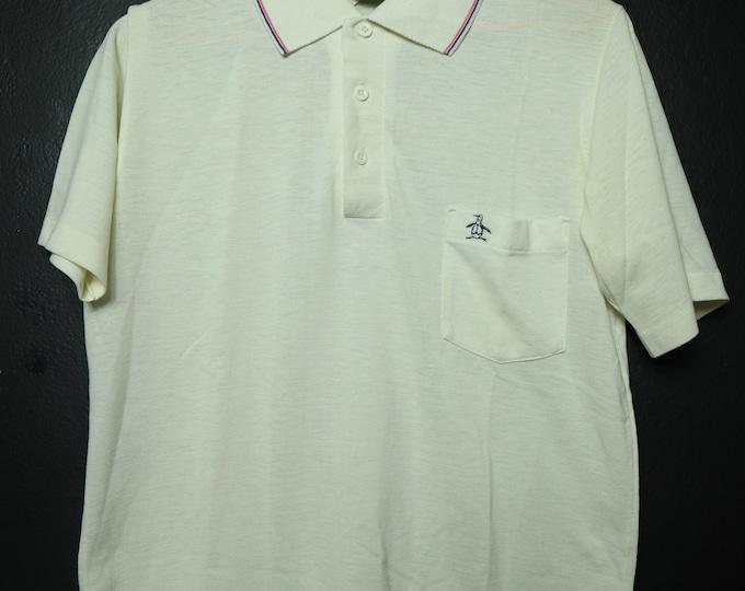 Penguin Musingwear 1980's Vintage Oxford Shirt