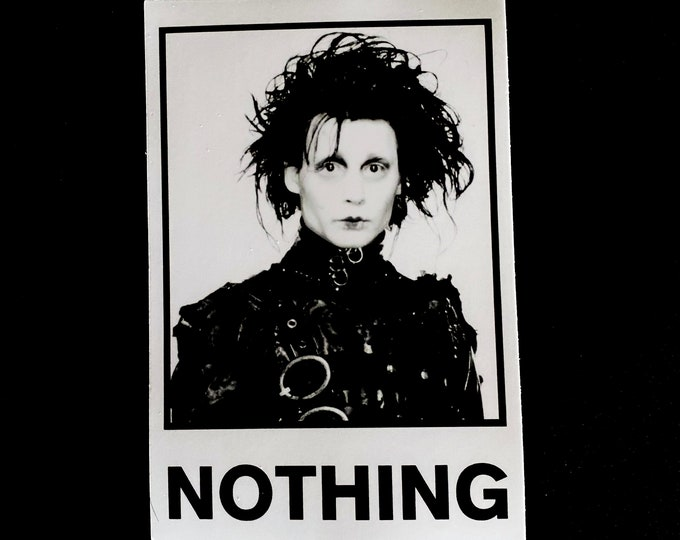 Nothing EDWARD Sticker