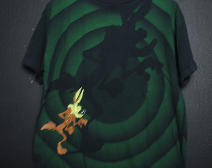 Wile E Coyote 1990s vintage Tshirt