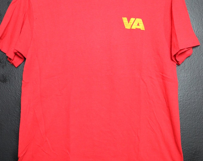 Verbal Assault 1980's Vintage Shirt