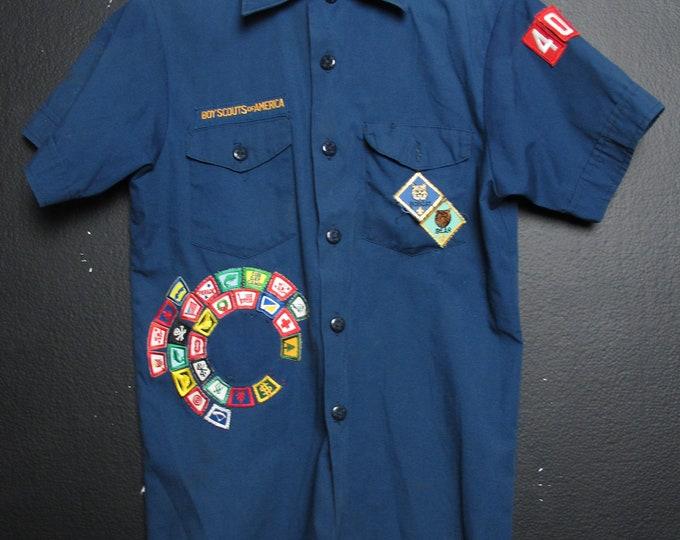Vintage Boy Scouts Shirt