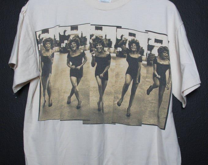 Tina Turner 1997 Wildest Dreams Tour vintage Tshirt