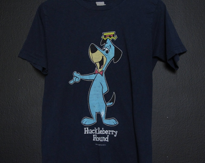 Huckleberry Hound 1990s vintage Tshirt