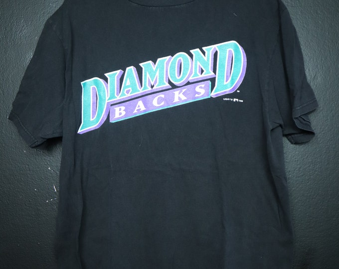 Arizona Diamondbacks 1980's Vintage Tshirt