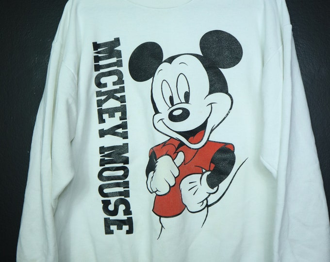 Mickey Mouse Disney 1990s Vintage Sweatshirt