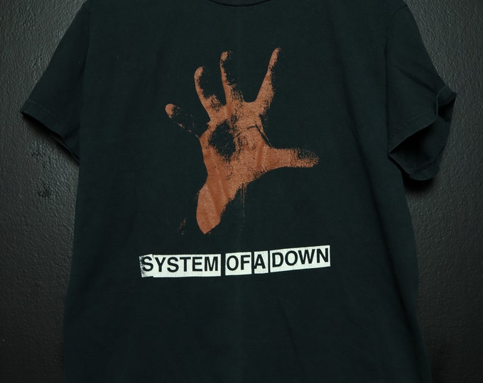 System of a Down 1990's vintage Tshirt