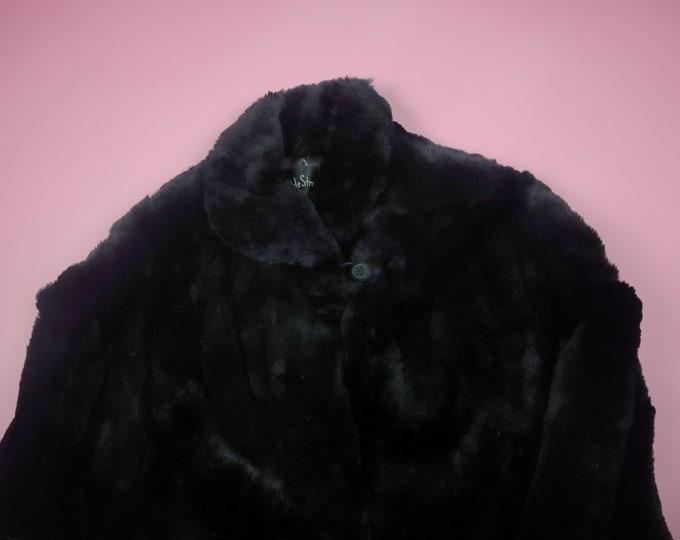 Vande Streek Furs Minot ND Fur Vintage Coat