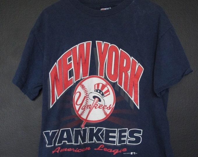 New York Yankees MLB 1994 vintage Tshirt