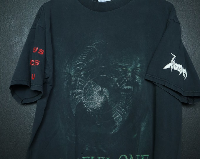 Venom The Evil One 1997 vintage Tshirt