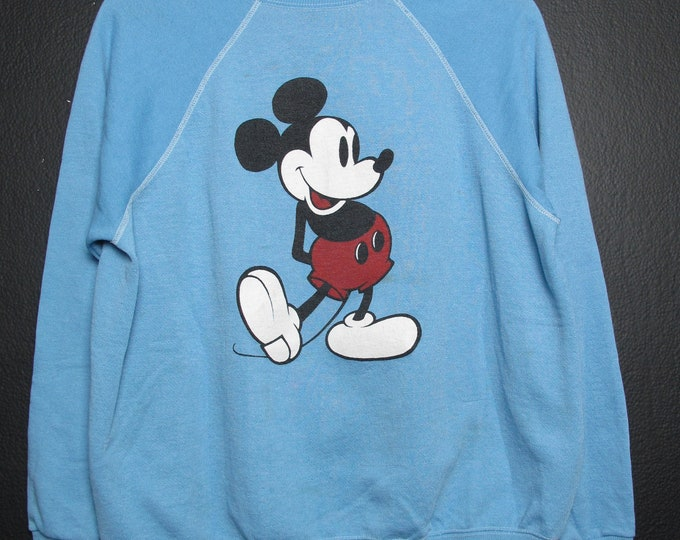 Mickey Mouse Disney 1990's Vintage Sweatshirt
