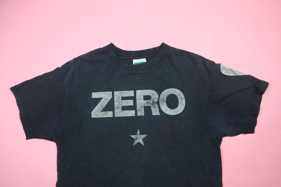 Smashing Pumpkins Zero 1990s Vintage Tshirt
