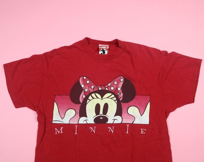 Minnie Mouse Disney 1990s Vintage Shirt