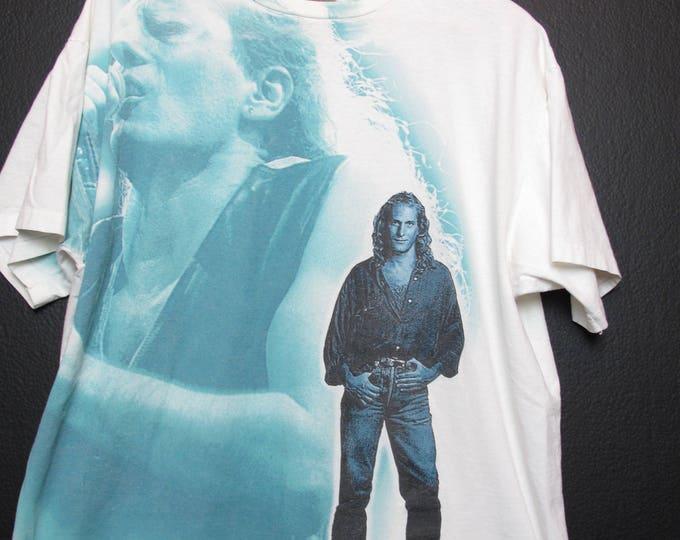 Michael Bolton World Tour 1994 vintage Tshirt