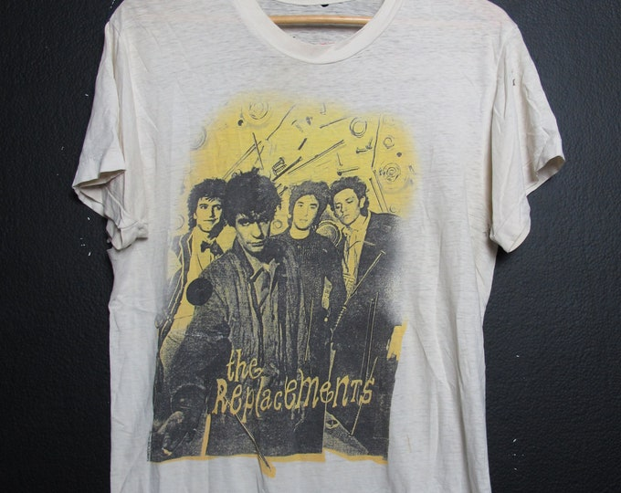 The Replacements Don't Tell a Soul 1989 Vintage Shirt