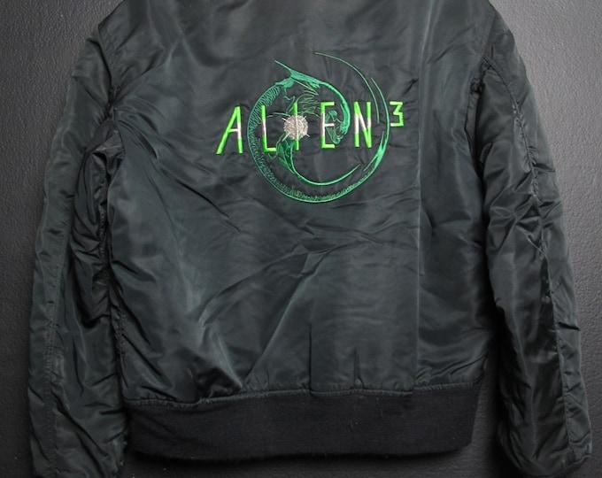 Alien 3 FX Crew Jacket 1992 vintage Jacket