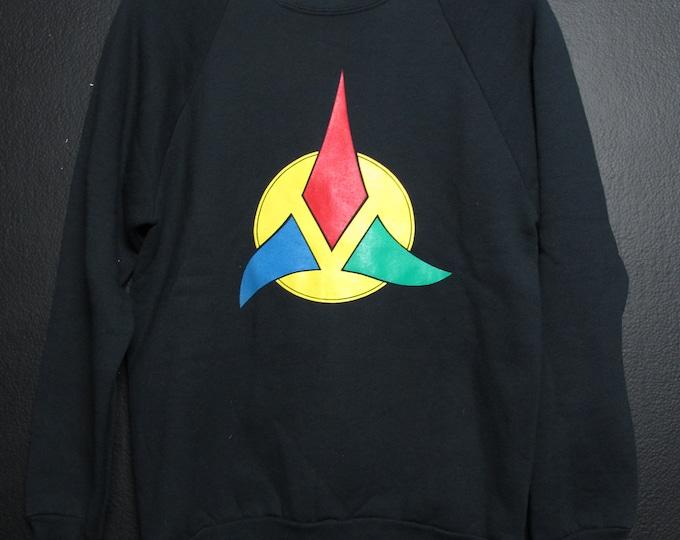 Star Trek The Next Generation 1990's Vintage Sweater