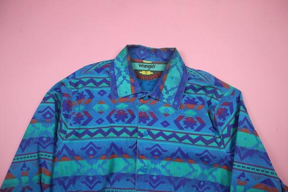 Wrangler Brushpopper Western Wear Vintage Jacket