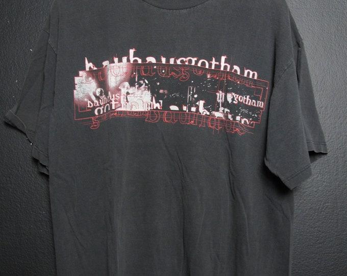 Bauhaus Gotham 1998 vintage Tshirt