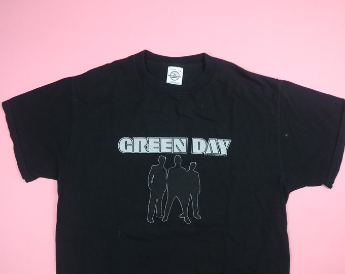 Green Day Pop Disaster Y2K Vintage T-Shirt